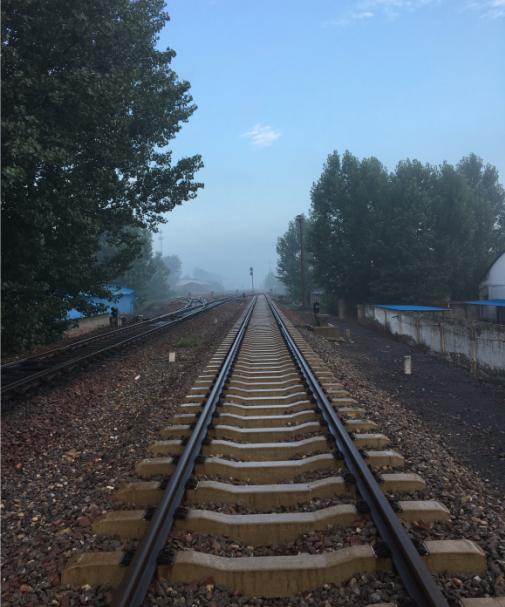 禹亳铁路改建项目
