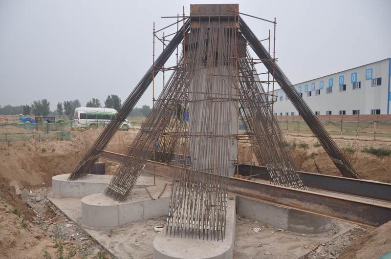 台辉高速公路豫鲁界至范县段黄河特大桥单桩竖向静载试验及基桩检测项目(2017年)