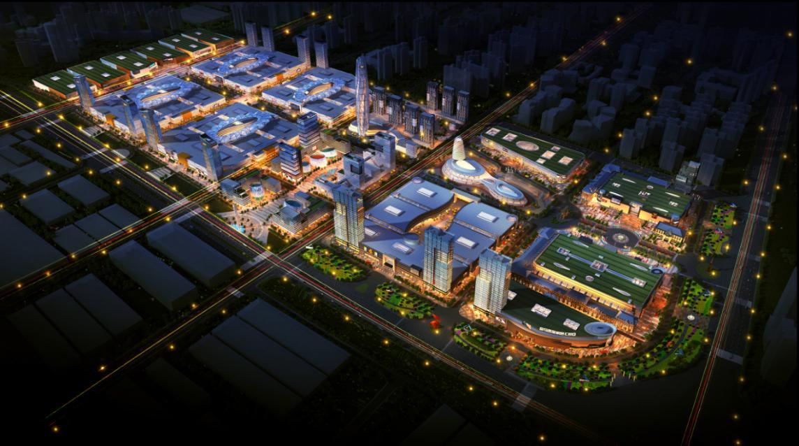 郑州·金马凯旋CBD广场