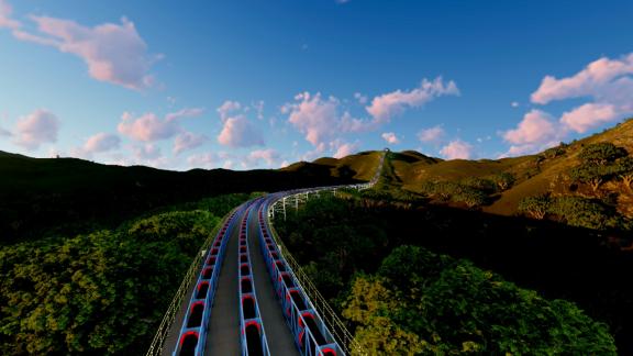 东至县矿山皮带廊道运输专用线项目