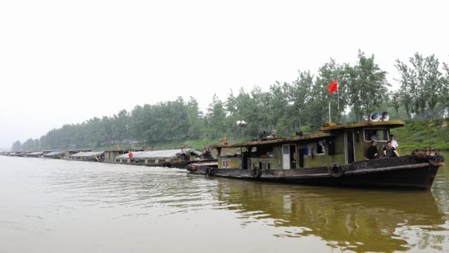 贾鲁河航运开发工程