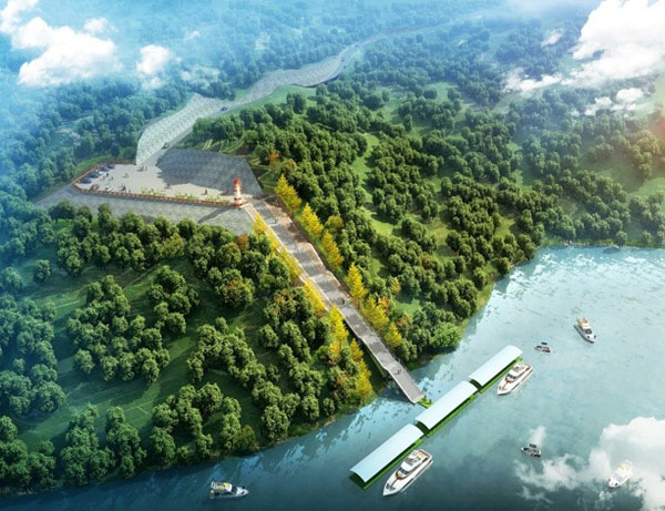 部分库区航运开发项目