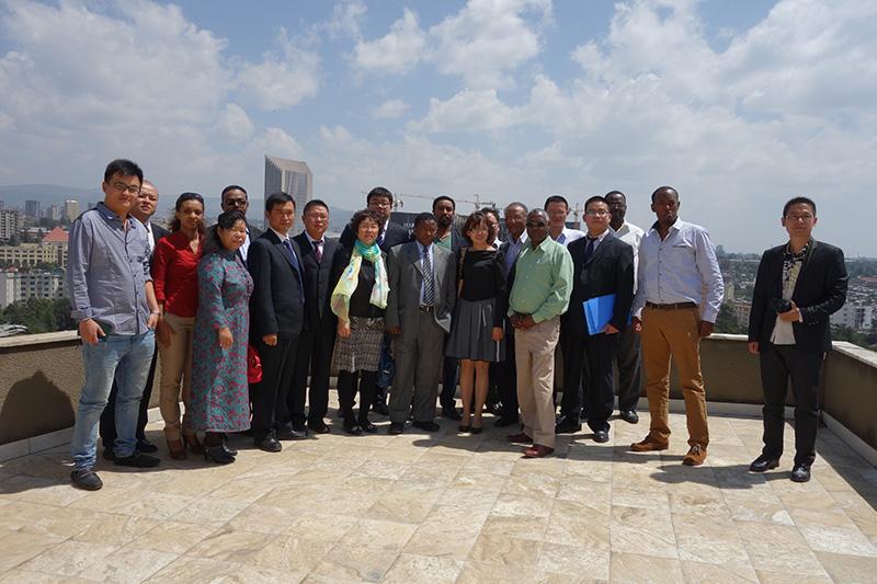 埃塞俄比亚——亚的斯亚贝巴市政道路项目可行性考察